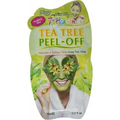 7th Heaven COSMON043 10ml Tea Tree Peel-Off Mask