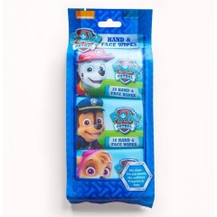 Paw Patrol TOWIP044 Hand & Face Baby Wipes
