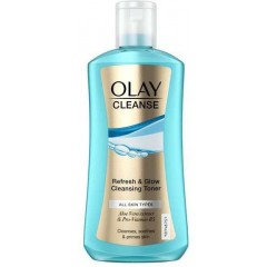 Olay 81710526 Cleanse Refresh & Glow Cleansing Toner