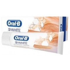 Oral-B 81701064 3D White Therapy Coconut Toothpaste