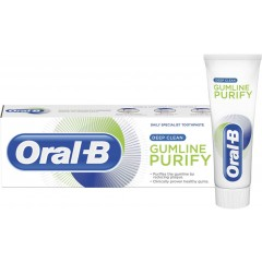 Oral-B 81714984 Deep Clean Gumline Purify Toothpaste
