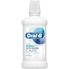 Oral-B 81692527 Gum & Enamel Care Fresh Mint Mouthwash