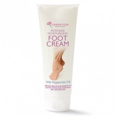 Carnation CN120 Footcare Intensive Moisturising Foot Cream