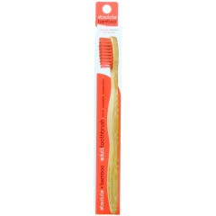 Absolute Bamboo TOABS002 Soft Bristle Toothbrush