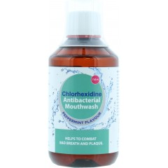 Chlorhexidine TOCHL001 300ml Anti Bacterial Mouthwash