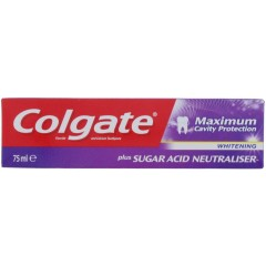 Colgate TOCOL680 75ml Maximum Cavity Protect Toothpaste