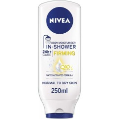 Nivea TONIV268 Q10 250ml In Shower Moisturiser