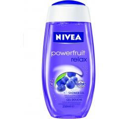 Nivea TONIV281 Acai Berry 250ml Shower Gel