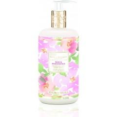 Bayliss & Harding BHRBHWRO Royal Bouquet Rose and Honeysuckle 500ml Hand Wash