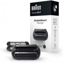 Braun 81697115 Series 5-6-7 StubbleBeard Trimmer