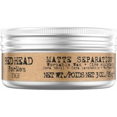 TIGI TOTIG261 Bed Head 85g Matte Separation Workable Wax