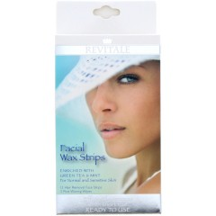 Revitale COSREV080 For Normal & Sensitive Skin Facial Wax Strips