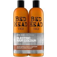 TIGI TOTIG150 Bed Head Colour Goddess Duo Shampoo & Conditioner Set