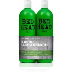TIGI TOTIG152 Bed Head Elasticate Duo Shampoo & Conditioner Set