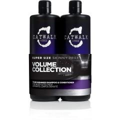 TIGI TOTIG162 Catwalk Your Highness Duo Shampoo & Conditioner Set