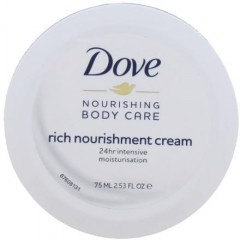 Dove TODOV342 75ml Rich Mourishment Cream Moisturiser