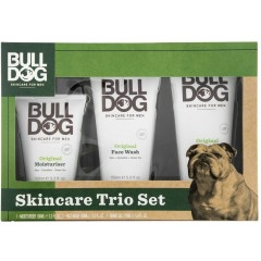 Bulldog GSTOBUL018 Skincare Trio 3 Piece Gift Set