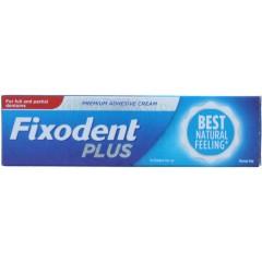 Fixodent TOFIX005 Plus 40g Denture Adhesive Cream