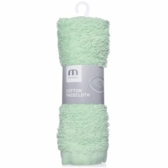Meridiana ME007M Mint Greet Face Cloth