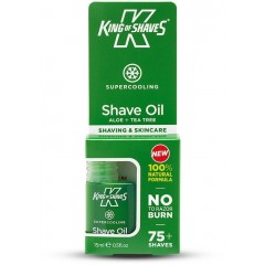 King of Shaves 10110028 Supercooling 15ml Pre Shave Oil