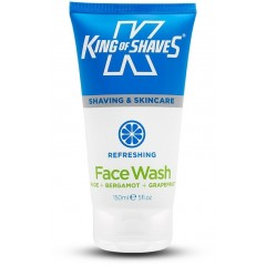 King of Shaves 10106948 Refeshing 150ml Face Wash