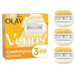 Gillette 81741619 Venus & Olay pack of 3 Razor Blades