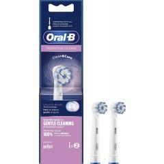 Oral-B EB60-2 Sensi UltraThin 2 Pack Toothbrush Heads