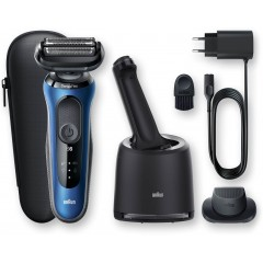 Braun 60-B7000cc Series 6 Wet & Dry Men's Electric Shaver