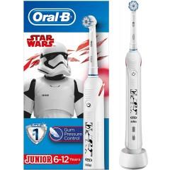 Oral-B 80337669 Junior Star Wars Electric Toothbrush