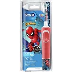 Oral-B 80352598 Kids Spider-Man Electric Toothbrush