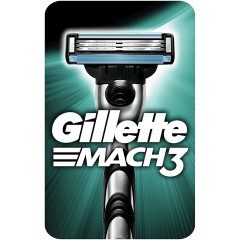 Gillette 81743136 Mach3 Razor