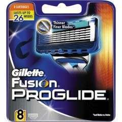 Gillette 81469674 Fusion ProGlide Pack of 8 Blade Pack