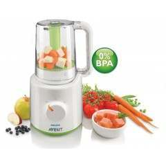 Philips Avent SCF870/21 Baby Combined Steamer and Blender