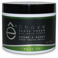 êShave White Tea Shaving Cream