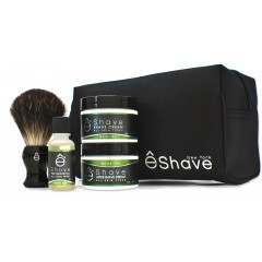 êShave 41009 White Tea Shaving Start Up Kit