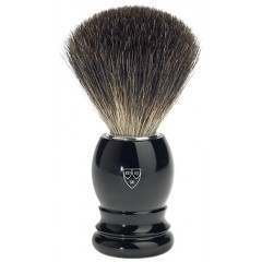 Edwin Jagger PPS-81P26 Imitation Ebony Shaving Brush