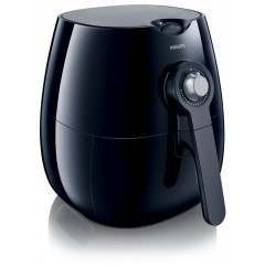 Philips HD9220/20 Viva Collection Low-Fat Black Air Fryer