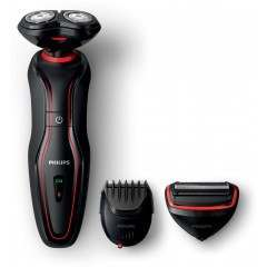 Philips S738/17 Series 1000 Click & Style (Shave, Style & Groom) Men's Electric Shaver