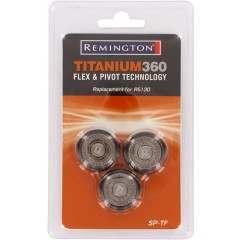 Remington SP-TF Titanium360 Flex & Pivot Technology 3 × Cutting Head