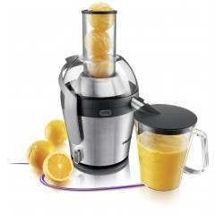 Philips HR1875/21 Avance Collection Brushed-Metal Juicer