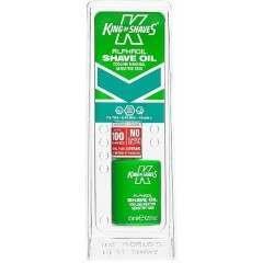 King of Shaves 2KS-100028 AlphaOil Cooling Menthol Sensitive Skin Shaving Oil