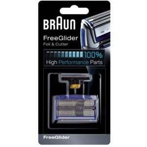 Braun Freeglider Foil & Cutter Pack