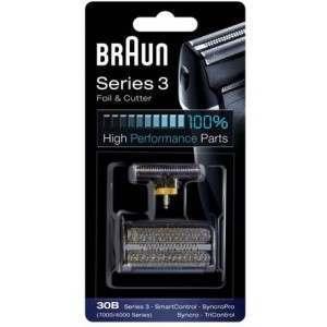 Braun 30B, 4000, 7000 Foil & Cutter Pack