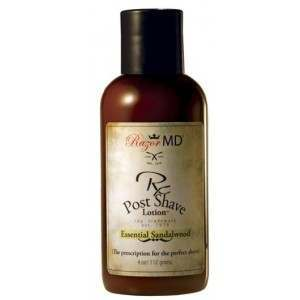 Razor MD 2704 RX Essential Sandalwood Post Shave Lotion