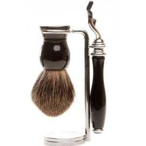 Razor MD bk360st Black 360° Shaving Set