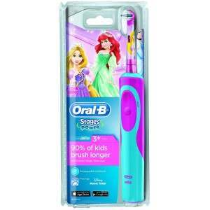 Oral-B D12.513K Stages Power Princess Electric Toothbrush