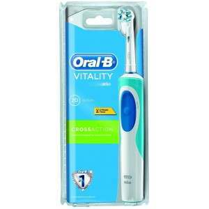 Oral-B D12.513 Vitality CrossAction Electric Toothbrush