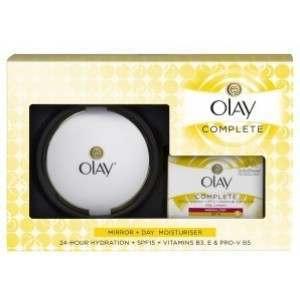Olay 81620838 Complete Mirror + Day Moisturiser Gift Set