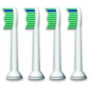 Philips HX6014/26 ProResults 4 Pack Standard Toothbrush Heads