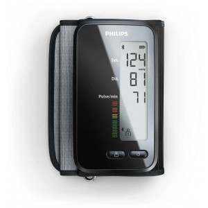 Philips DL8760/15 Upper Arm (with bluetooth) Blood Pressure Monitor